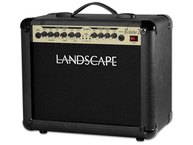 Imagem de Amplificador de Guitarra Landscape Predator 20 TriEfx PDT20TFX - 20w