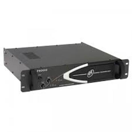 Imagem de Amplificador De Potência Ll Áudio Pro600 Pro 600 150w Rms