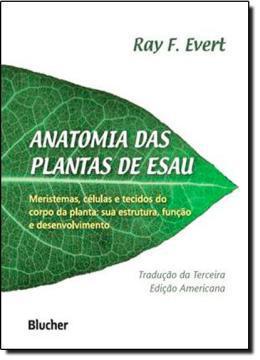 Imagem de Anatomia das plantas de esau - Edgard blucher