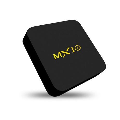 Imagem de Android TV MX10 4K 4GB RAM 32GB