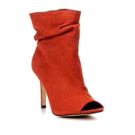 241483658e Ankle Boot Couro Shoestock Slouch Salto Fino - Bota Feminina ...