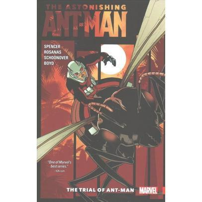 Imagem de Ant-Man - The Astonishing Ant-Man, Volume 3 - The Trial Of Ant-Man