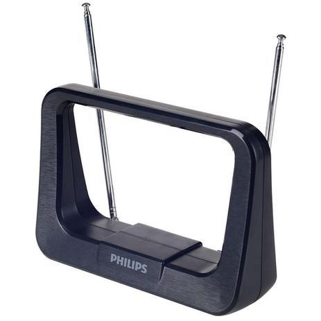 Imagem de Antena de TV Digital Interna HDTV/UHF/VHF/FM Philips SDV1126X/55