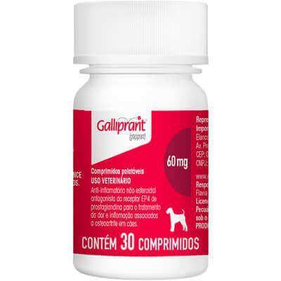 Imagem de Anti-Inflamatório Galliprant 60mg