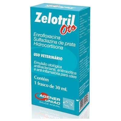 Imagem de Antibiótico Zelotril Oto 30ML