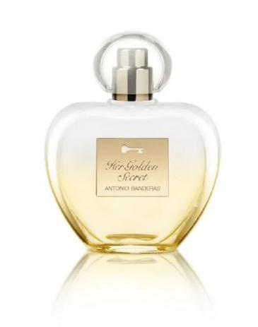 662eb7be53 Antonio Banderas Perfume Feminino Her Golden Secret - Eau de Toilette 80ml