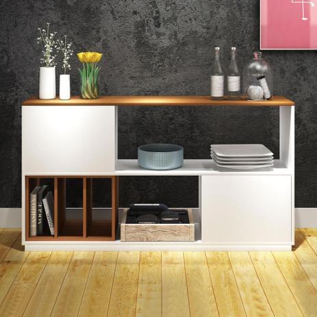 5b803612a Aparador Galho Branco - Estilare móveis - Aparador - Magazine Luiza