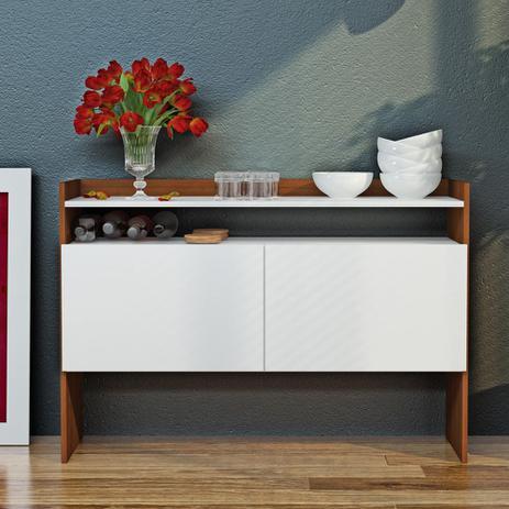 e6f1d2138 Aparador Luar Branco - Estilare móveis - Aparador - Magazine Luiza