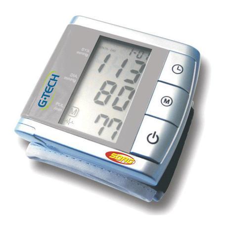 Imagem de Aparelho De Medir Pressão Arterial Digital Pulso
