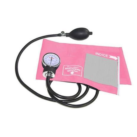 Aparelho de Pressão Esfigmomanômetro Premium Nylon e Fecho..