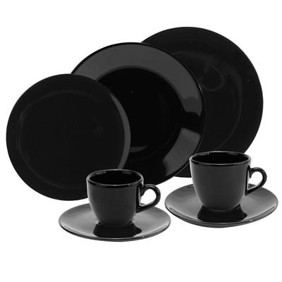 Imagem de Aparelho Jantar Chá Café 42 peças Oxford Coup