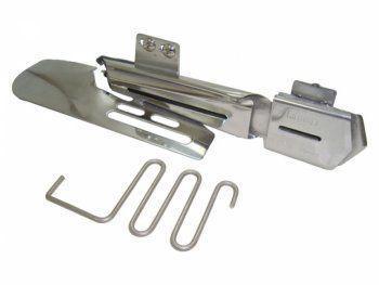 Imagem de Aparelho para aplicar viés em Máquina de Costura Galoneira