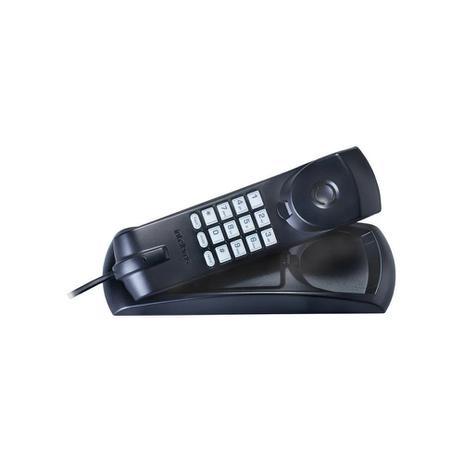 Imagem de Aparelho Telefone Fixo Gôngola com Fio Intelbras TC 20 Preto