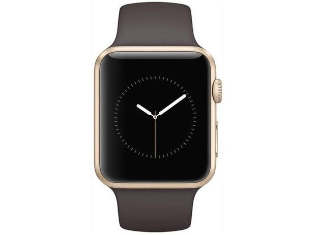 2ee10e6fa33 Apple Watch Series 1 42mm Alumínio 8GB Esportiva - Bluetooth Wifi  Resistente à respingos de água