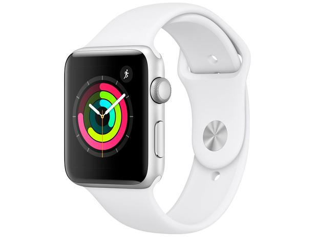 Imagem de Apple Watch Series 3 42mm GPS Integrado