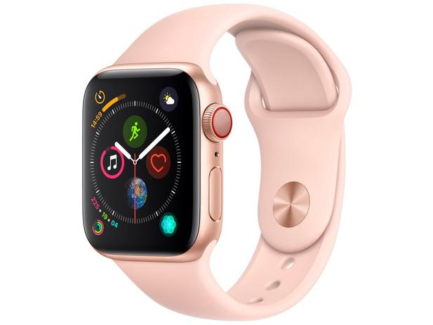 Imagem de Apple Watch Series 4 40mm Cellular GPS Integrado