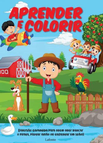 Imagem de Aprender e colorir