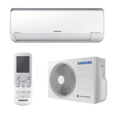 Ar Cond Split Samsung Digital Inverter 9000 Btus Frio 220v Ar