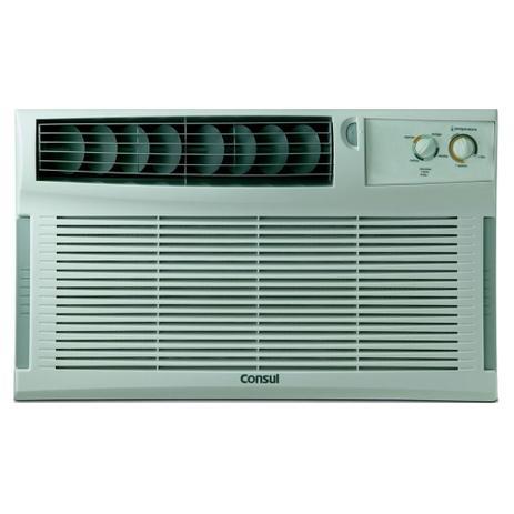 Imagem de Ar Condicionado Janela Consul 12000 BTUs Frio Mecânico