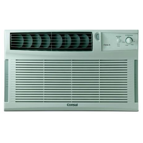 Imagem de Ar Condicionado Janela Consul 12000 BTUs Quente Frio Mecânico - 220 volts