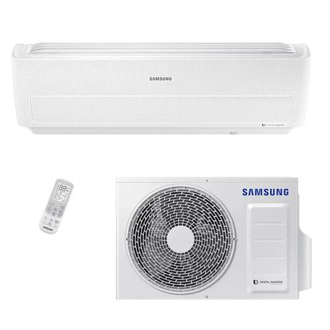 Imagem de Ar Condicionado Samsung Split Digital Wind Free 9000 Btus Quente e Frio 220V