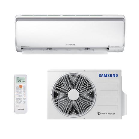 Imagem de Ar Condicionado Split Digital Inverter Samsung 9.000 Btu/h - Quente e Frio - 220v