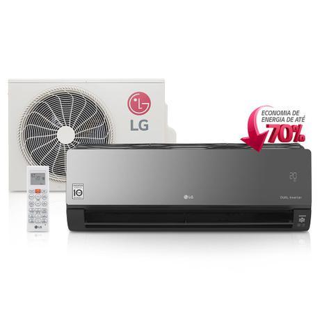 Imagem de Ar Condicionado Split Dual Inverter Artcool LG 12.000 BTU/h Quente e Frio