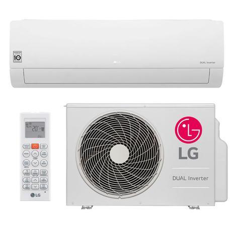 Imagem de Ar Condicionado Split Dual Inverter LG 12.000 Btus Frio 127v