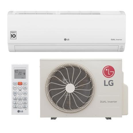 Imagem de Ar Condicionado Split Dual Inverter LG 9.000 Btus Frio 220v