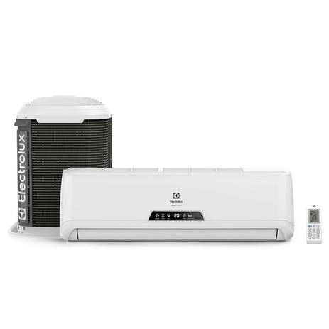 Imagem de Ar Condicionado Split Electrolux Ecoturbo 12.000 BTU/h Quente e Frio R-410A