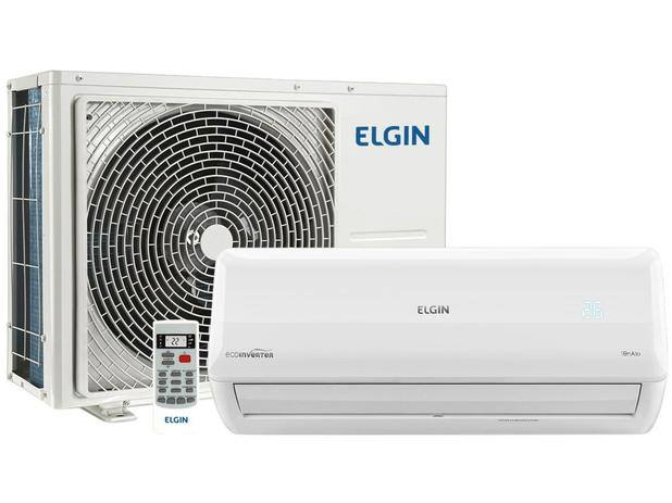 Imagem de Ar Condicionado Split Elgin Inverter 12.000 BTUs
