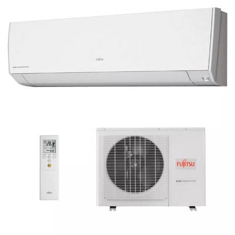 9ba8cc529 Ar Condicionado Split Hi Wall Inverter Fujitsu 9.000 Btus Frio 220v ...