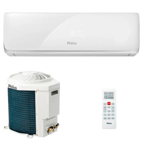 Imagem de Ar Condicionado Split Hi Wall Philco 9000 BTUs Quente e Frio 220V