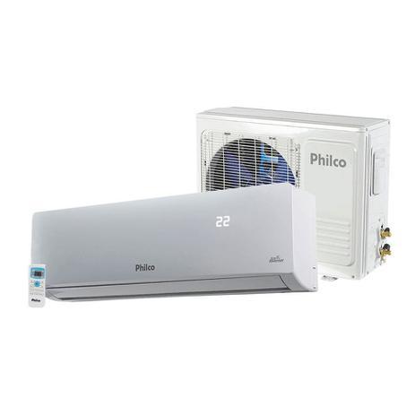 Imagem de Ar Condicionado Split Hi Wall Philco Eco Inverter 18.000 BTU/h Quente e Frio Monofásico PAC18000IQFM9W  220 Volts