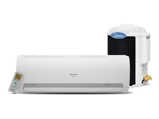 166f0a8e7 Ar Condicionado Split Hi Wall Springer Midea 9000 BTUs Quente Frio 220V -  42MAQA09S5