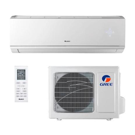Imagem de Ar Condicionado Split Hw Inverter Gree Eco Garden 9.000 BTUs Quente/Frio 220V