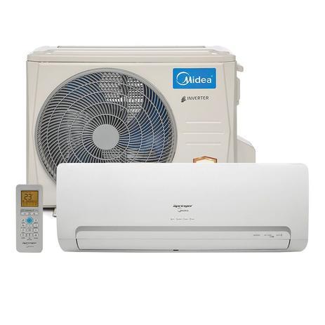 c79ed37b1 Ar Condicionado Split Hw Inverter Springer Midea 12000 Btus Quente Frio 220v  1F 42MBQA12M5