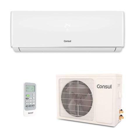 Imagem de Ar Condicionado Split Hw On/Off Consul 12000 Btus Quente/frio 220v Monofasico CBP12CBBNA