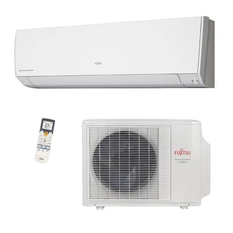 Imagem de Ar Condicionado Split Inverter C/ Sensor 9000 Btus Quente Frio 220v Fujitsu