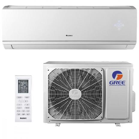 Imagem de Ar Condicionado Split Inverter Gree Hi Wall Eco Garden 18000 BTUs Frio GWC18QDD3DNB8MI  220V