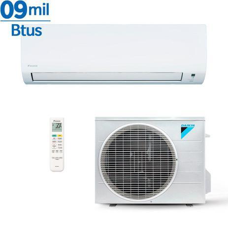 Imagem de Ar Condicionado Split Inverter Hiwall 9000 Btus Frio 220v Daikin
