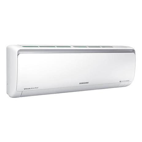 a61adce3b Ar Condicionado Split Inverter Samsung Digital 8-Polos Quente e Frio High  Wall 12.000 BTUs 220v