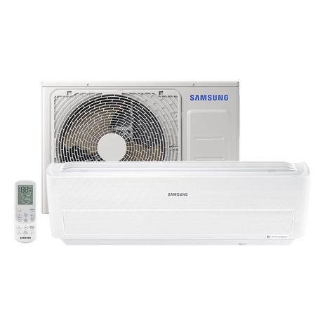 Imagem de Ar Condicionado Split Inverter Samsung Wind Free 12000 Btus Quente/frio 220V Monofasico