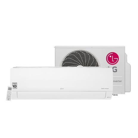 Imagem de Ar Condicionado Split LG Dual Inverter Voice 18.000 BTU/h Quente e Frio - 220 Volts