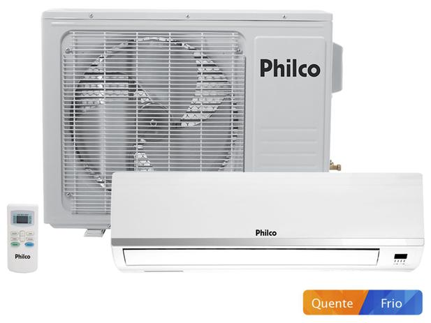Ar-Condicionado Split Philco 9.000 BTUs  - Quente/Frio PH9000QFM5