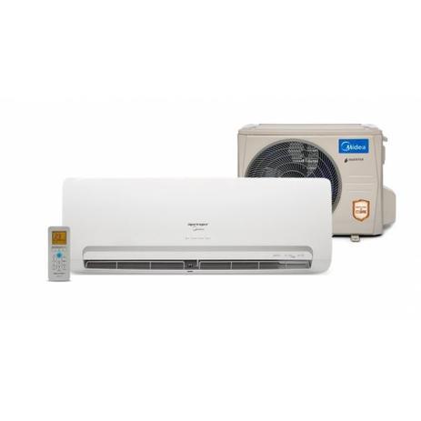 Ar condicionado split springer midea inverter wi-fi 9000 btus quente frio 220v - 42mbqa09m5 - Springer midea