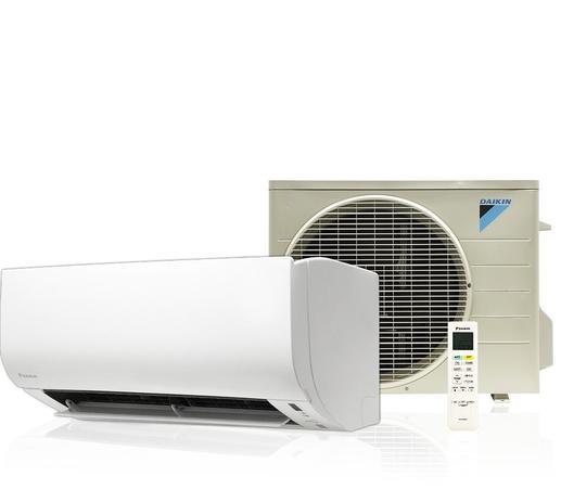 fa97e4fdb Ar condicionado Split Wall Daikin Advance Inverter 9000 btu h Quente-Frio  220v
