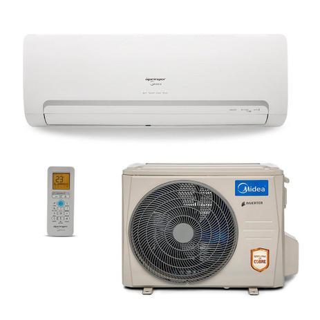 Imagem de Ar Condicionado Springer Midea Inverter 12000 Quente e Frio 220V Monofásico