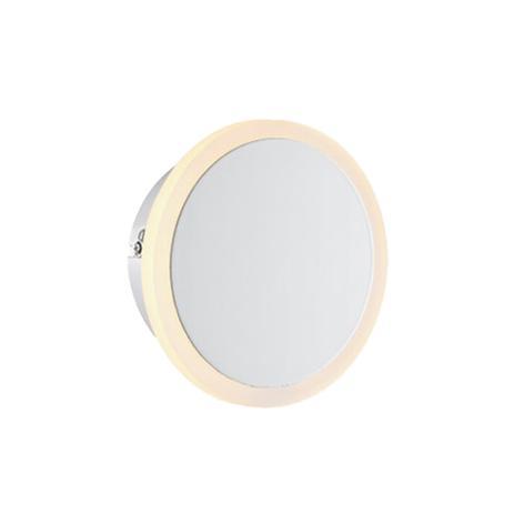 Imagem de Arandela Redonda com LED Branco Quente - EDC12233