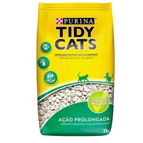 Imagem de Areia Higiênica Nestlé Purina Tidy Cats para Gatos 2kg